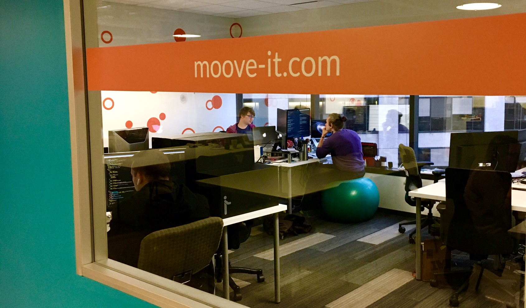 Moove-it Software Development Company - Developer Office