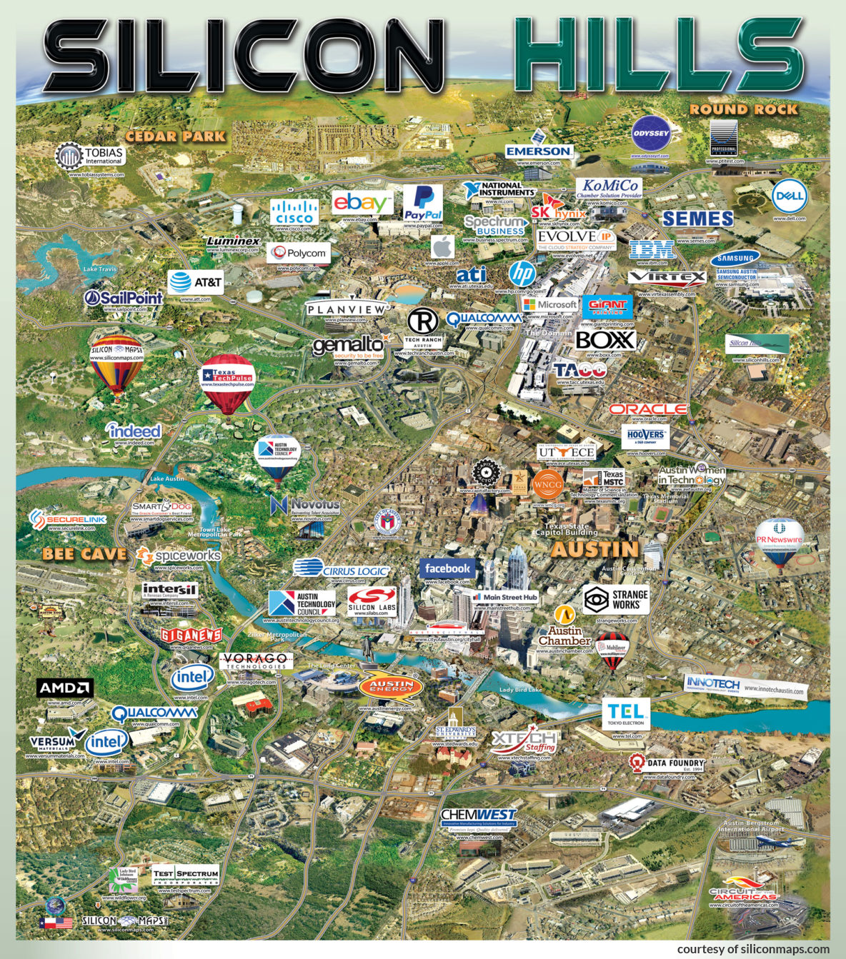 Silicon Hills Austin Software Development