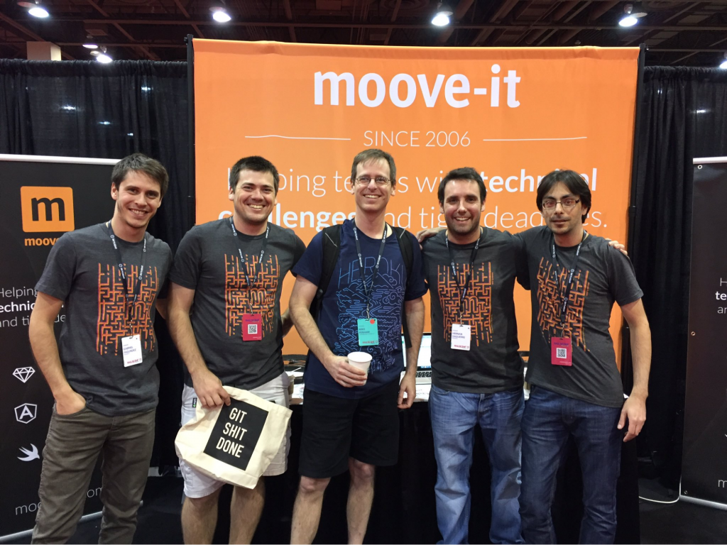 Moove-it Software Development Company