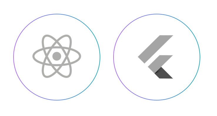 React Native and Flutter are two most popular mobile frameworks