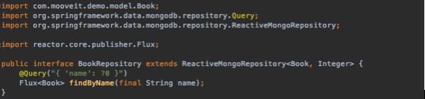 DAO repository