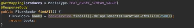 controller API
